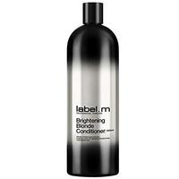 Label.M Brightening Blonde Conditioner - Осветляющий кондиционер для блондинок 1000 мл
