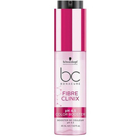 Schwarzkopf Professional BC Fibre Clinix Booster pH 4.5 Color Freeze - Бустер для окрашенных волос 45 мл