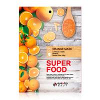 Eyenlip Super Food Orange Mask - Маска на тканевой основе (апельсин) 23 мл