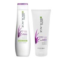 Matrix Biolage Hydrasource - Новогодний набор для увлажнения волос (шампунь 250 мл, кондиционер 200 мл)