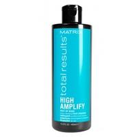 Matrix Total Results High Amplify Shampoo - Шампунь глубокой очистки 400 мл
