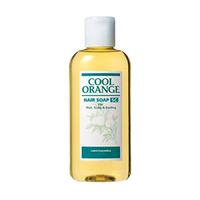 Lebel Cool Orange Hair Soap Super Cool - Шампунь для волос «Супер Холодный Апельсин» 200 мл