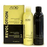 Kapous Studio Professional RevoLotion - Лосьон для коррекции цвета волос 2*150 мл
