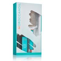 Moroccanoil Set - Набор для укладки и стайлинга 2020 (масло 100 мл + щетка лопатка)
