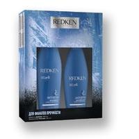 """Redken Extreme - Подарочный набор """"для фанатов прочности"""" (шампунь 300 мл + кондиционер 250 мл)"""