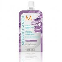 Moroccanoil Color Depositing Mask Lilac - Тонирующая маска (пастельно-лавандовый) 30 мл
