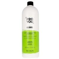Revlon Professional ProYou Twister Curl Moisturizing Shampoo - Увлажняющий шампунь для волнистых и кудрявых волос 1000 мл