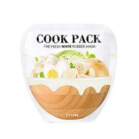 Ettang Cook Pack The Fresh White Rubber Mask - Маска для лица осветляющая 25 мл