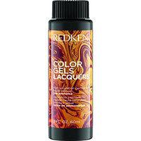 Redken Color Gels Lacquers Mahogany - Перманентный краситель-лак тон 3RB красное дерево 60 мл