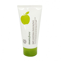 Innisfree Apple Seed Deep Cleansing Foam - Пенка для умывания 150 мл