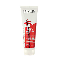 Revlon Professional Revlonissimo Color Care Shampoo&Conditioner Radiant Red - Шампунь-кондиционер для красныхоттенков 275 мл
