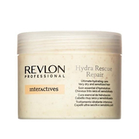 Revlon Professional Interactives Hydra Rescue Repair - Увлажняющий уход для волос 450 мл