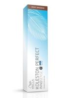 Wella Koleston Perfect Innocence - стойкая крем-краска 7/7 блонд коричневый  60мл