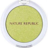 Nature Republic By Flower Eyeshadow Lime Green - Тени для век тон 11 (зеленый лимон) 3 г