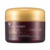 Mizon Good Night Wrinkle Care Sleeping Mask - Маска ночная от морщин 75 мл