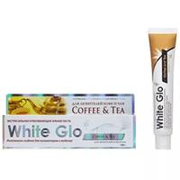 White Glo - Зубная паста отбеливающая для любителей кофе и чая 24 г