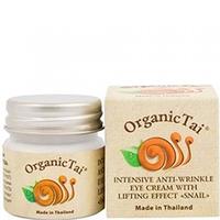 Organic Tai Eye Cream - Интенсивный лифтинг-крем для век против морщин «с экстрактом улитки» 30 мл