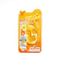 Elizavecca Deep Power Ringer Mask Pack Honey - Маска для лица тканевая 23 мл