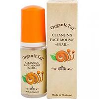 Organic Tai Face Mousse - Пенка для умывания «с экстрактом улитки» 60 мл