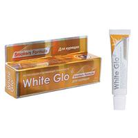 White Glo - Зубная паста отбеливающая для курящих 24 г