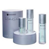 Janssen Dr. Roland Sacher Face Care Kit Набор Face Care с РСМ-комплексом 3 позиции
