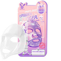Elizavecca Deep Power Ringer Mask Pack Fruits - Маска для лица тканевая 23 мл