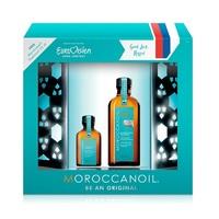 Moroccanoil Treatment Be An Original 2021 - Набор восстанавливающее масло для всех типов волос 100 мл и 25 мл