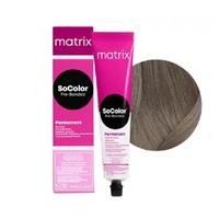 Matrix SoColor Pre-Bonder - Крем-краска для волос с бондером 8NA светлый блондин натуральный пепельный 90 мл