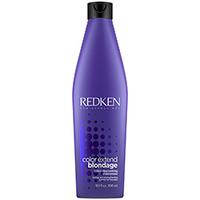 Redken Color Extend Blondage Shampoo - Тонирующий шампунь для оттенков блонд 300 мл