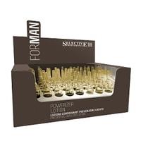Selective For Man Powerizer Lotion - Лосьон для профилактики и лечения выпадения волос 60*8 мл