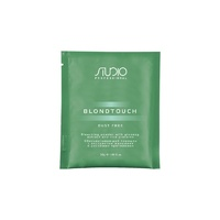 Kapous Studio Professional BlondTouch - Обесцвечивающий порошок с экстрактом женьшеня и рисовыми протеинами 30 г