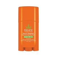 Hempz Yuzu & Starfruit Daily Herbal Hydrating Stick SPF 30 - Бальзам-стик солнцезащитный увлажняющий 45 г