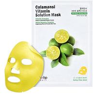 Eyenlip Calamansi Vitamin Solution Mask - Маска для лица тканевая витаминная 25 мл