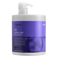 Lakme Teknia Ultra Сlair treatment - Средство придающее блеск светлым оттенкам волос 1000 мл