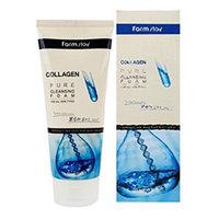 Farmstay Collagen Pure Cleansing Foam - Пенка для лица коллагеновая 180 м