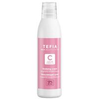 Tefia Color Creats Oxidizing Cream - Окисляющий крем с глицерином и альфа-бисабололом 12% 120 мл