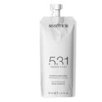 Selective 531 Shampoo-Maschera Ash - Шампунь-маска для возобновления цвета волос (пепельный) 30 мл