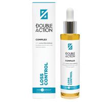Hair Company Double Action Loss Control Complex - Комплекс-концентрат против выпадения волос 50 мл