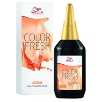 Wella Color Fresh - Оттеночная краска для волос 5/07 светло-коричневый натуральный коричневый 75 мл