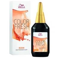 Wella Color Fresh Asid New -Оттеночная краска для волос 6/34 темно-золотистый медный 75мл