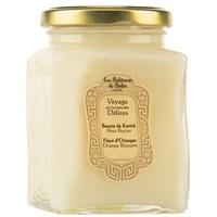 La Sultane De Saba Shea Butter Orange Blossom - Масло карите апельсиновые цветы 300 г