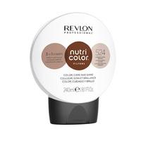 Revlon Nutri Color Filters - Прямой краситель без аммиака 524 коричневый медно-перламутровый 240 мл