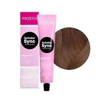 Matrix SoColor Sync Pre-Bonder - Крем-краска для волос с бондером 5N светлый шатен 90 мл