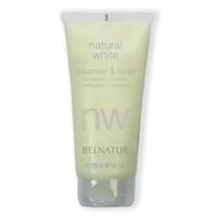 Belnatur Natural White Cleanser & Toner - Специальный гель-тоник для очищения кожи 200 мл