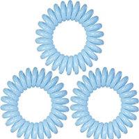 Beauty Bar - Резинка для волос (светло-голубой) 3 шт