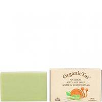 Organic Tai Soap - Натуральное антивозрастное мыло «с экстрактом улитки и лемонграсс» 100 г