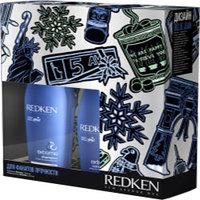 """Redken Extreme - Подарочный набор """"восстановление и сила волос """" (шампунь 300 мл+ кондиционер 250 мл)"""