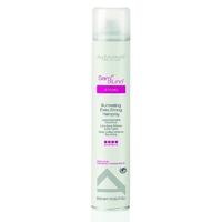 Alfaparf Semi Di Lino Styling Illuminating Extra Strong Hairspray - Лак суперфиксации, придающий блеск, 500 мл