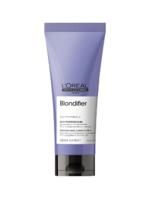 Loreal Professionnel Serie Expert Blondifier Gloss Conditioner - Кондиционер для осветленных и мелированных волос 200 мл