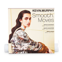 Kevin Murphy Smooth Moves Kit - Набор (шампунь 250 мл + кондиционер 250 мл + несмываемый бальзам 100 мл)
